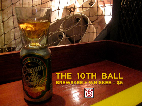 THE 10TH BALL