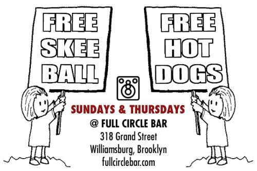 free-skeeball-poster
